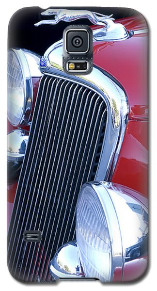 Antique Car Hood Ornament Galaxy S5 Case