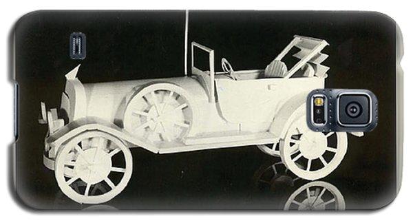 Antique Car Galaxy S5 Case