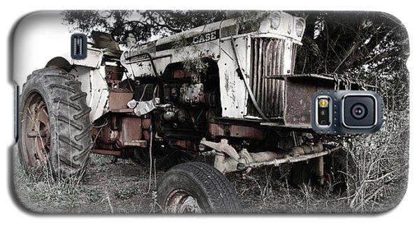 Antique Case Tractor Galaxy S5 Case