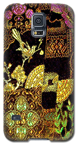 Antique Chinese Fine-thread Art No. 2 Galaxy S5 Case