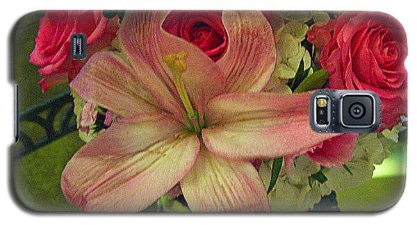 Antique Floral Masterpiece Galaxy S5 Case
