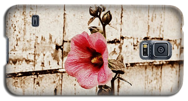 Antique Flower Galaxy S5 Case