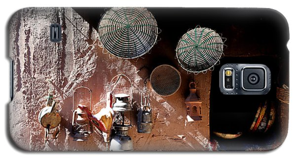 Galaxy S5 Case featuring the photograph Antique Lanterns by Andrew Fare