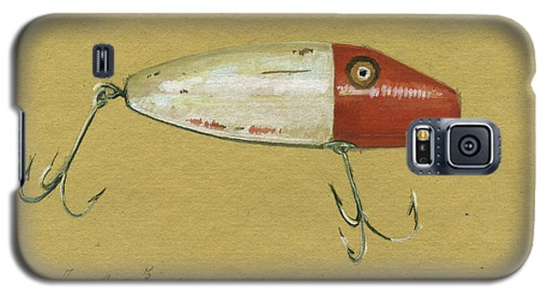 Trout Galaxy S5 Case - Antique Lure Bait by Juan Bosco