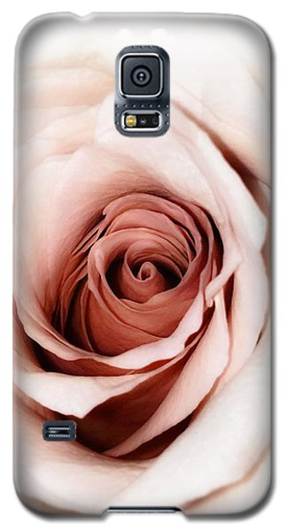 Antique Rose Galaxy S5 Case