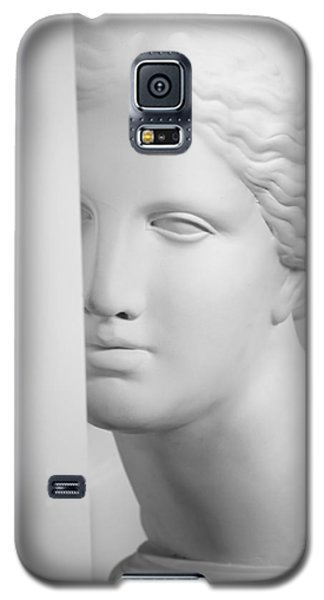 Galaxy S5 Case featuring the photograph Antique Sculpture by Andrey  Godyaykin