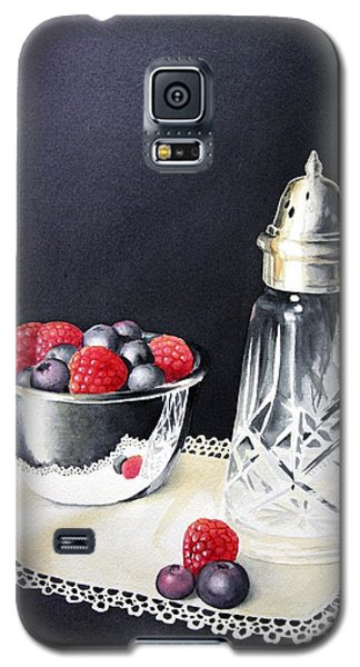 Antique Sugar Shaker Galaxy S5 Case by Brenda Brown