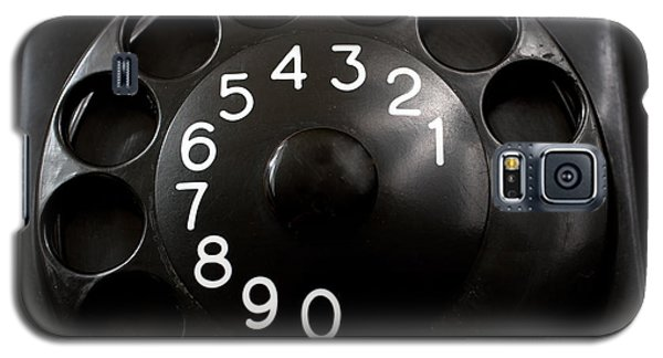 Antique Telephone Dial Galaxy S5 Case
