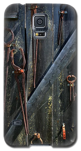 Antique Tools Galaxy S5 Case by Joanne Coyle
