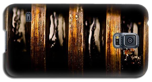 Antique Vise Worm Gear Galaxy S5 Case