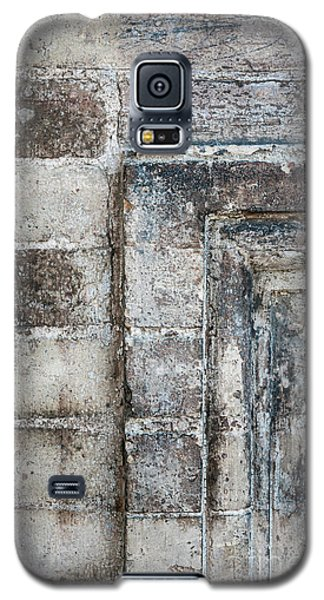 Galaxy S5 Case featuring the photograph Antique Wall Detail by Elena Elisseeva