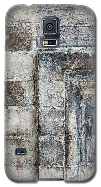 Antique Wall Detail Galaxy S5 Case by Elena Elisseeva