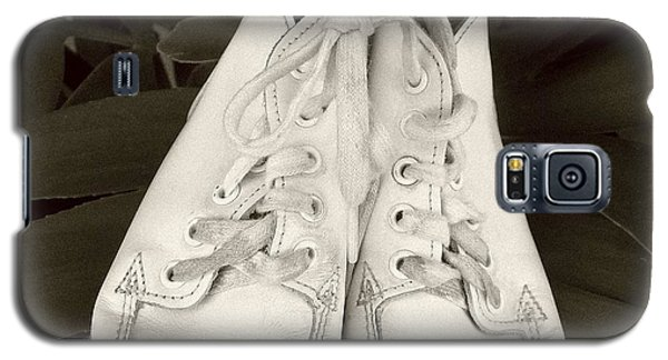 Antiqued Baby Shoes Galaxy S5 Case