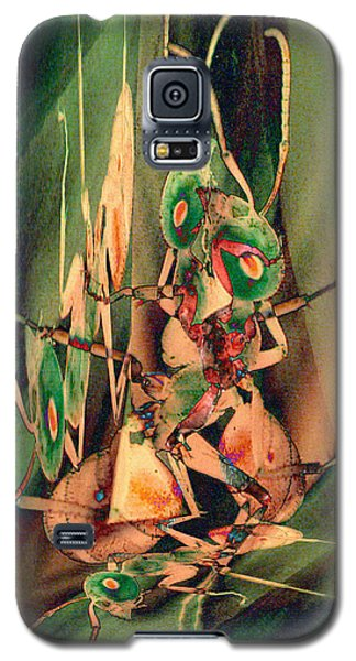 Antsy Lovers Galaxy S5 Case