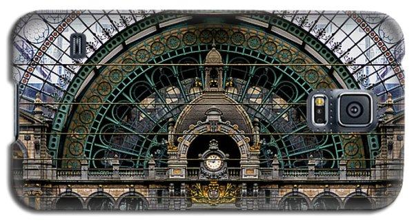 Antwerp Train Terminal Galaxy S5 Case