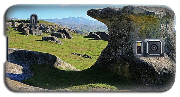 Anvil Rock Galaxy S5 Case by Nareeta Martin