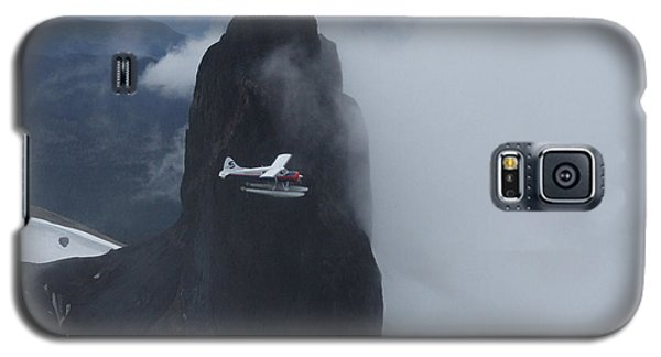 Aop At Black Tusk Galaxy S5 Case by Mark Alan Perry