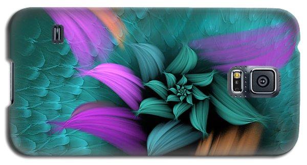 Apo Flower Galaxy S5 Case