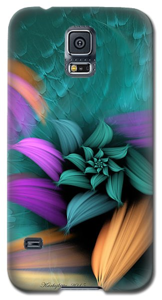 Apo Flower Galaxy S5 Case