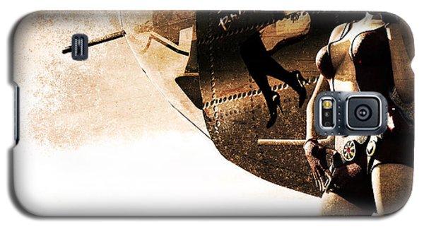 Apocalypse War 1 Galaxy S5 Case