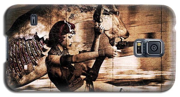 Apocalypse War 3 Galaxy S5 Case