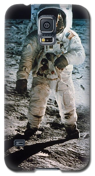 Apollo 11 Buzz Aldrin Galaxy S5 Case