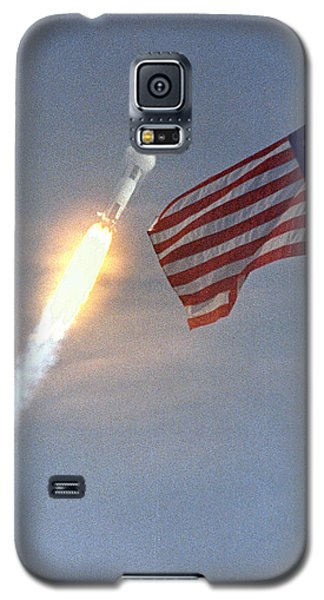 Apollo 11 Launch Galaxy S5 Case