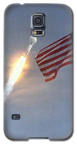 Apollo 11 Launch Galaxy S5 Case