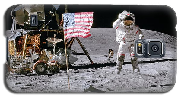 Apollo 16 Galaxy S5 Case by Peter Chilelli