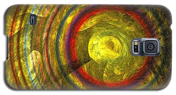 Apollo - Abstract Art Galaxy S5 Case