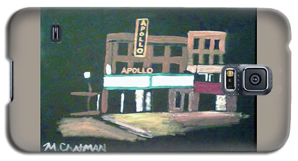 Apollo Theater Galaxy S5 Case - Apollo Theater New York City by Michael Chatman
