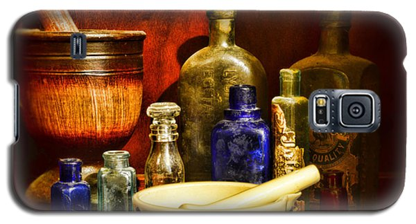 Apothecary - Tools Of The Pharmacist Galaxy S5 Case by Paul Ward