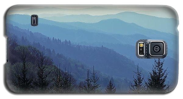 Appalachian Blue Galaxy S5 Case