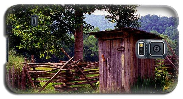 Appalachian Hill-ton Galaxy S5 Case