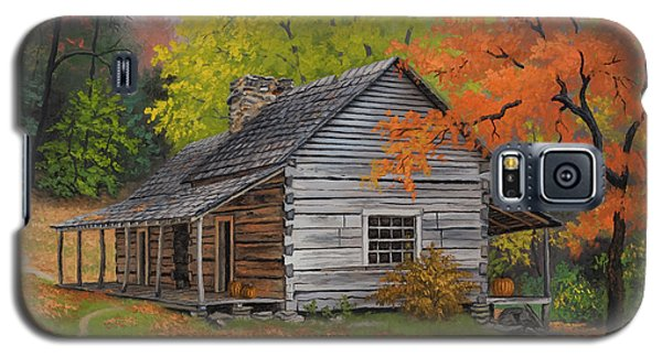 Appalachian Retreat-autumn Galaxy S5 Case
