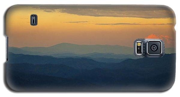 Galaxy S5 Case featuring the photograph Appalachian Sky by Rob Hemphill