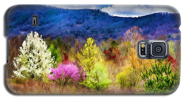 Appalachian Spring In The Holler Galaxy S5 Case