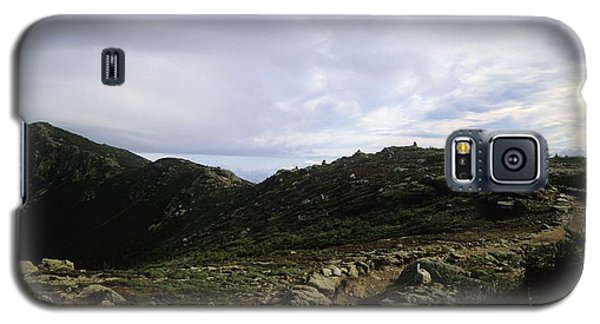 Appalachian Trail - Mount Lincoln - White Mountains New Hampshire Usa Galaxy S5 Case