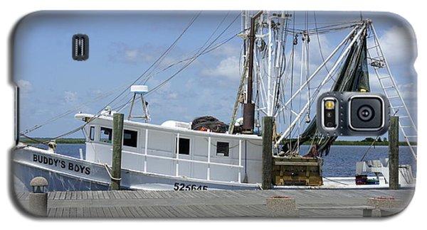 Appalachicola Shrimp Boat Galaxy S5 Case