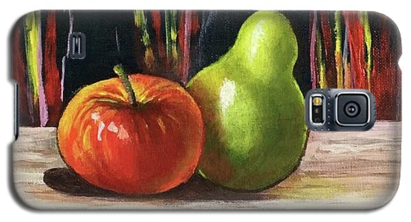 Apple And Pear Galaxy S5 Case