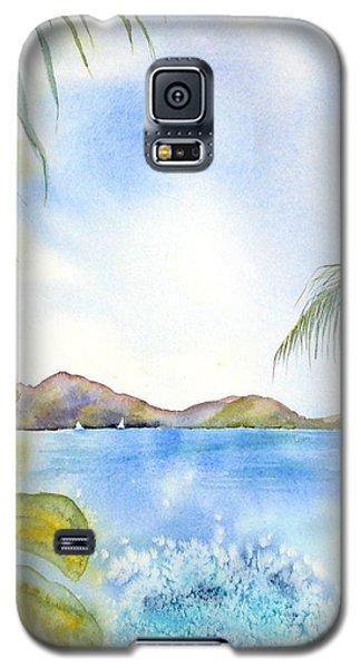 Apple Bay Wave Galaxy S5 Case