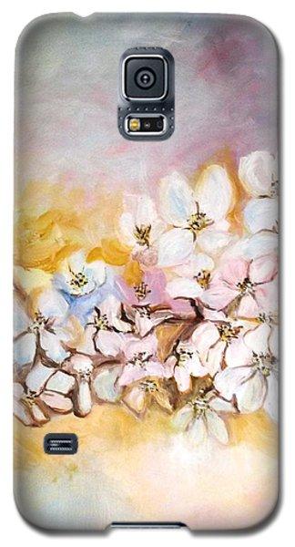 Apple Blooms Galaxy S5 Case