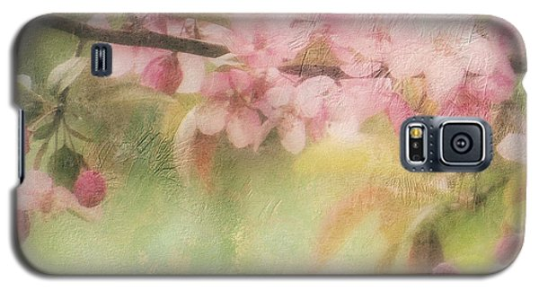 Apple Blossom Frost Galaxy S5 Case