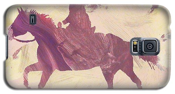 Apple Cowgirl Galaxy S5 Case