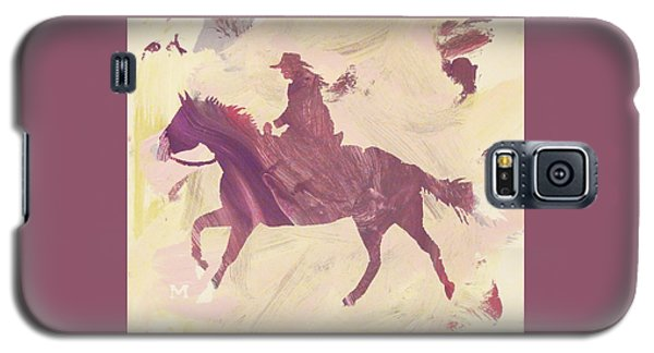 Apple Cowgirl Galaxy S5 Case