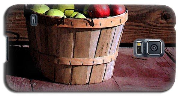 Apple Pickens Galaxy S5 Case by Joanne Coyle