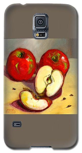 Apples Galaxy S5 Case by Susan Thomas