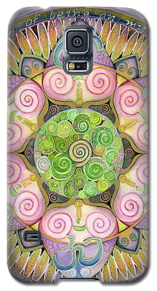Appreciation Mandala Galaxy S5 Case