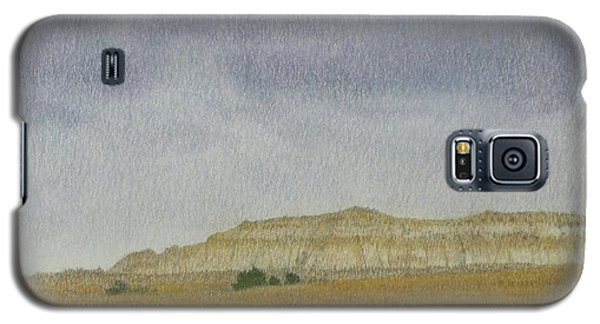 April In The Badlands Galaxy S5 Case