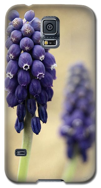 Galaxy S5 Case featuring the photograph April Indigo by Chris Berry